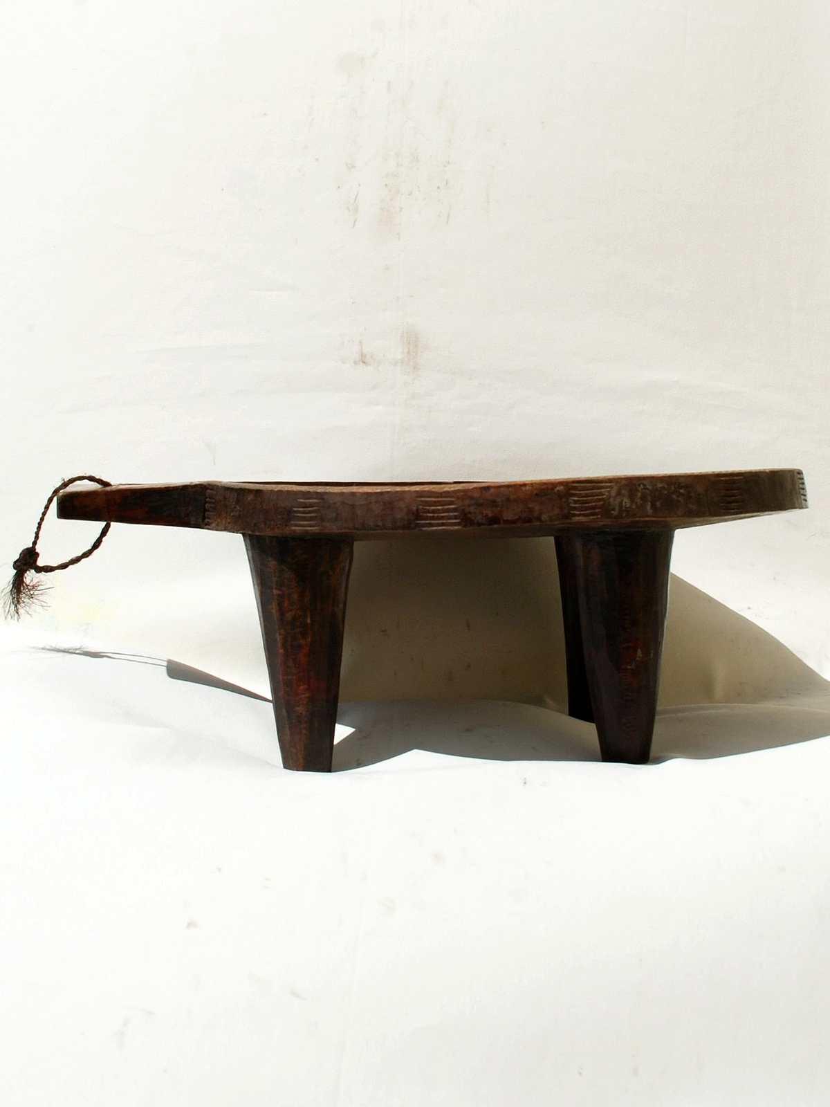 thiopien traditioneller kaffee tisch rekebot handarbeiit afrika m bel ebay. Black Bedroom Furniture Sets. Home Design Ideas